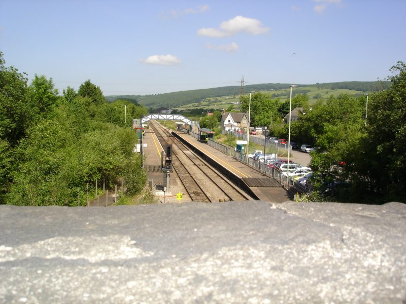 Pontyclun Railway station