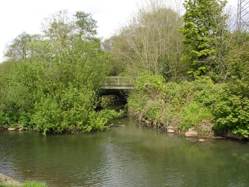 Ely-Clun bridge at pontyclun