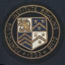 Pontyclun Athletic Bowls club logo