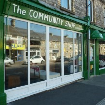 Picture of the Community shop