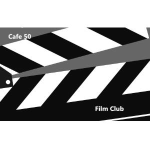 Cafe 50 Film club logo