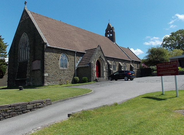 St Paul's Church, Pontyclun