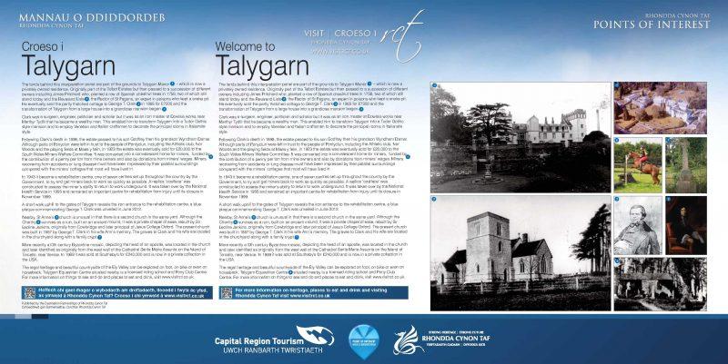 Talygarn historical information