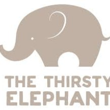 The Thirsty Elephant logo