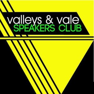Valleys and vale speakers club logo