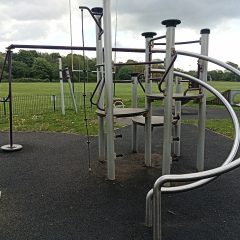 Windsor fields climbing frame