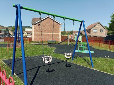 Pant y Dderwen Playground