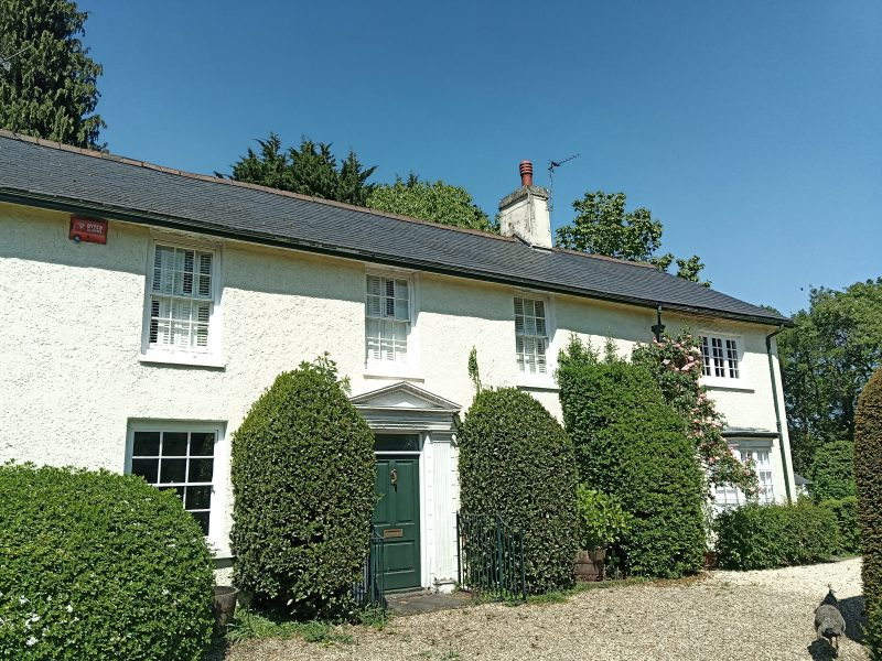 Mwyndy House