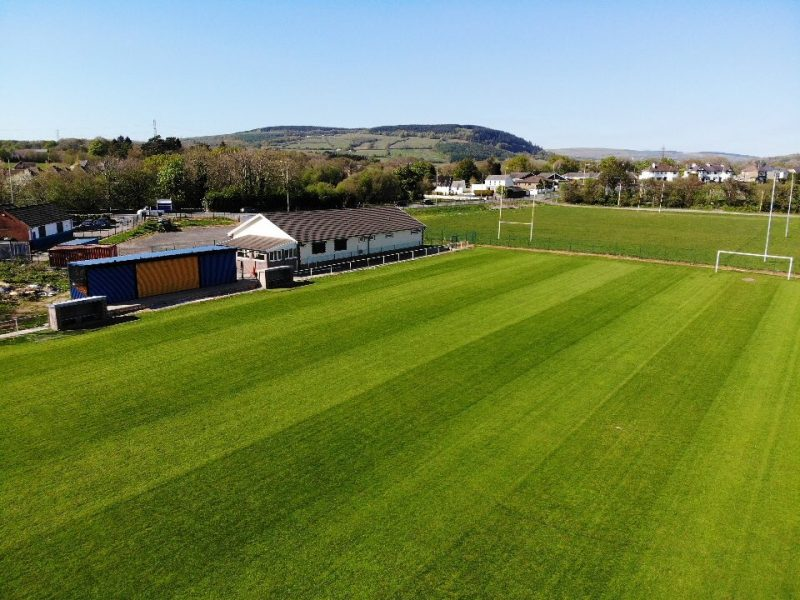 Pontyclun FC April 2020 - Ioan Kennard