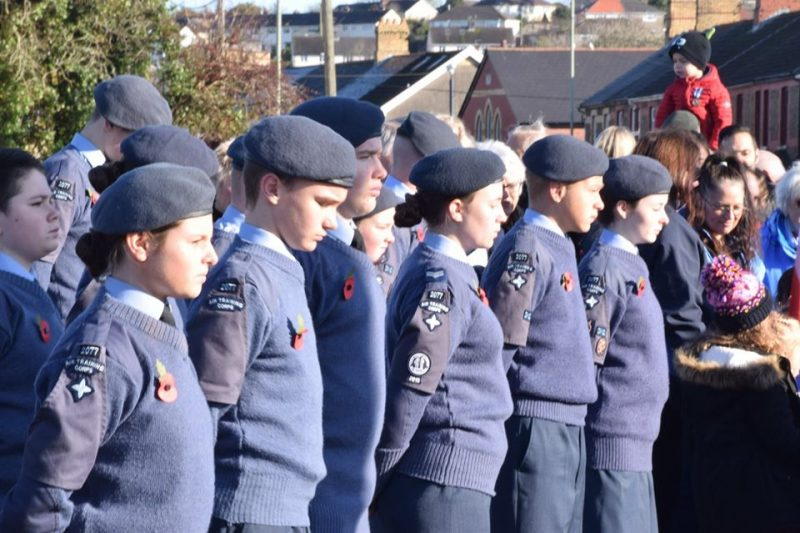 Remembrance day Pontyclun 2019
