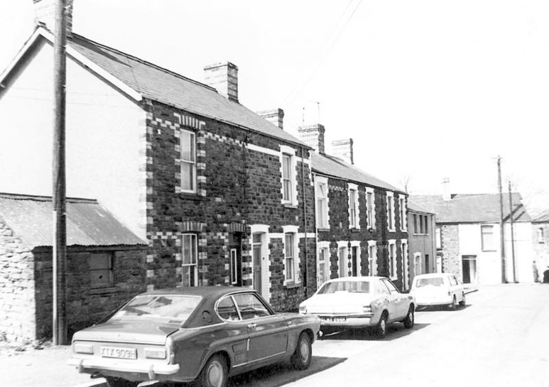 School Street March 1977